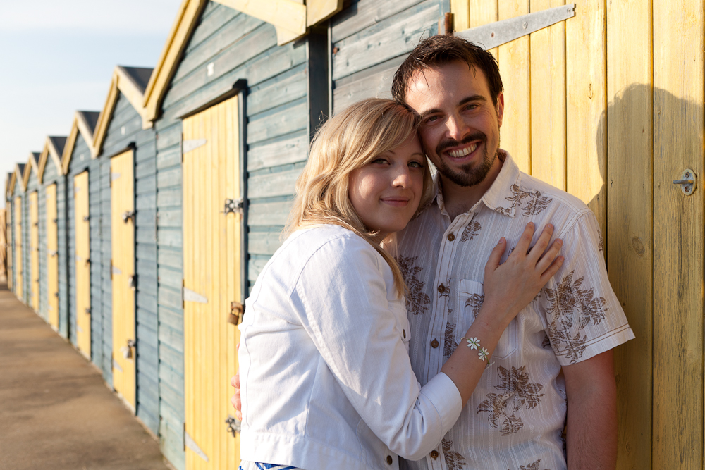 Romantic Beach Engagement Photography Kent Wedding Photographer