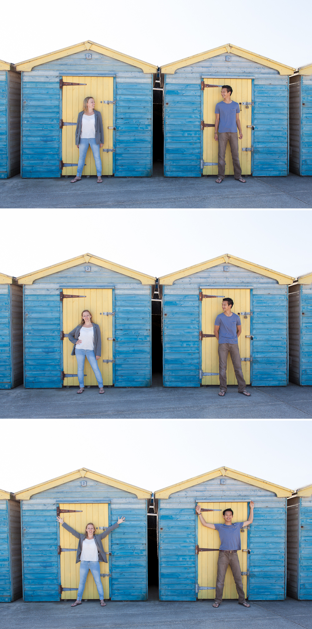 Beach Pre-wedding Photography (2)