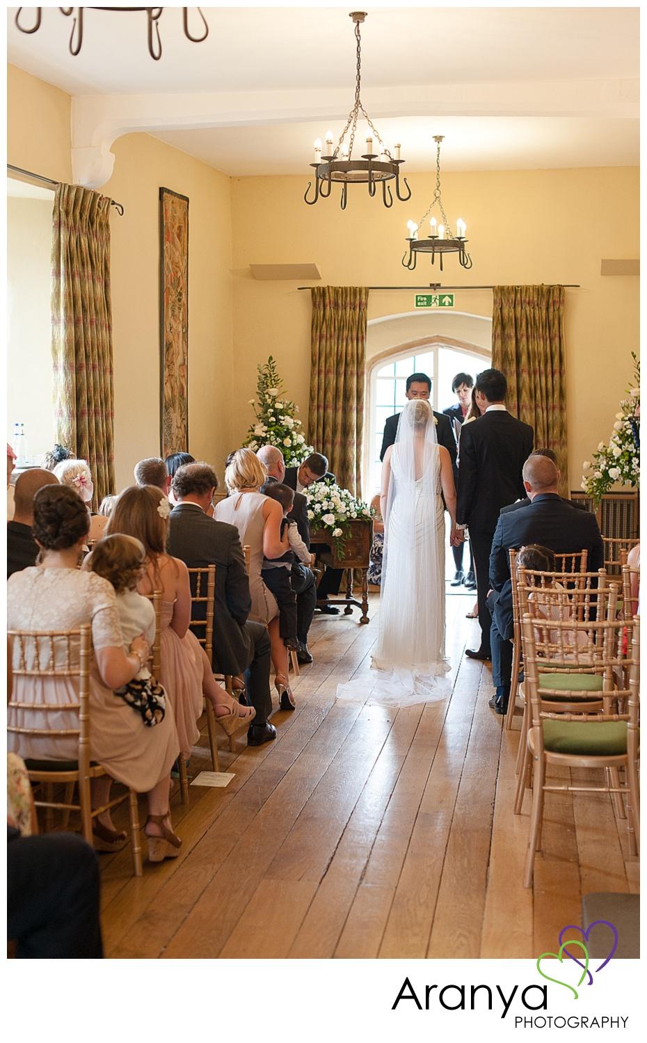Leeds Castle wedding photographer