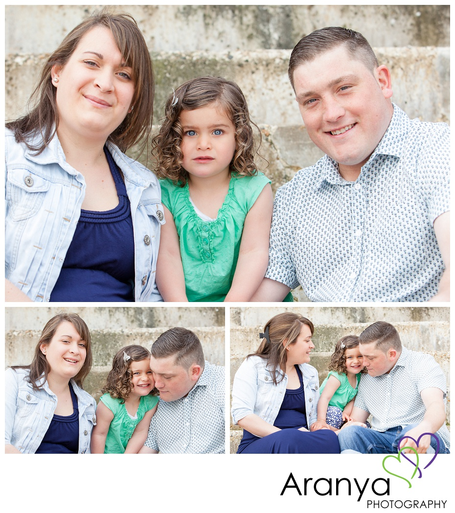 Family portrait photographer in Broadstairs