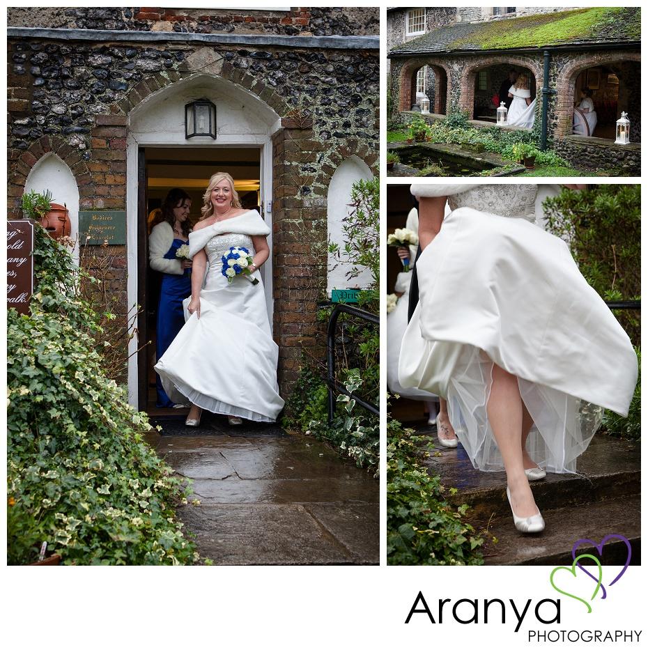Salmestone Grange Wedding photographer