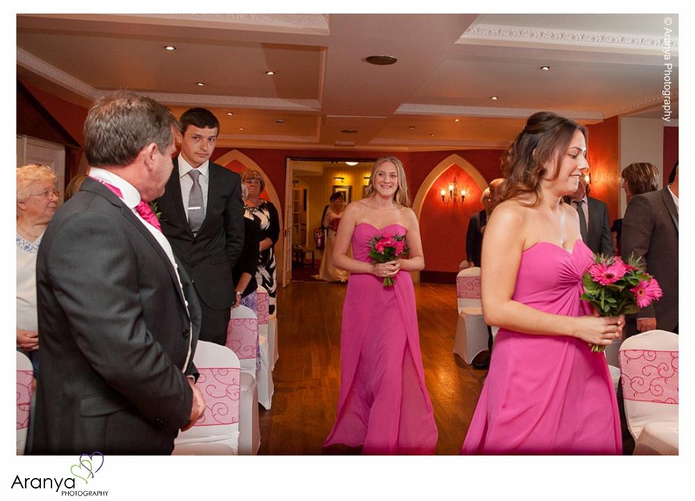 Abbots Barton Wedding Photography
