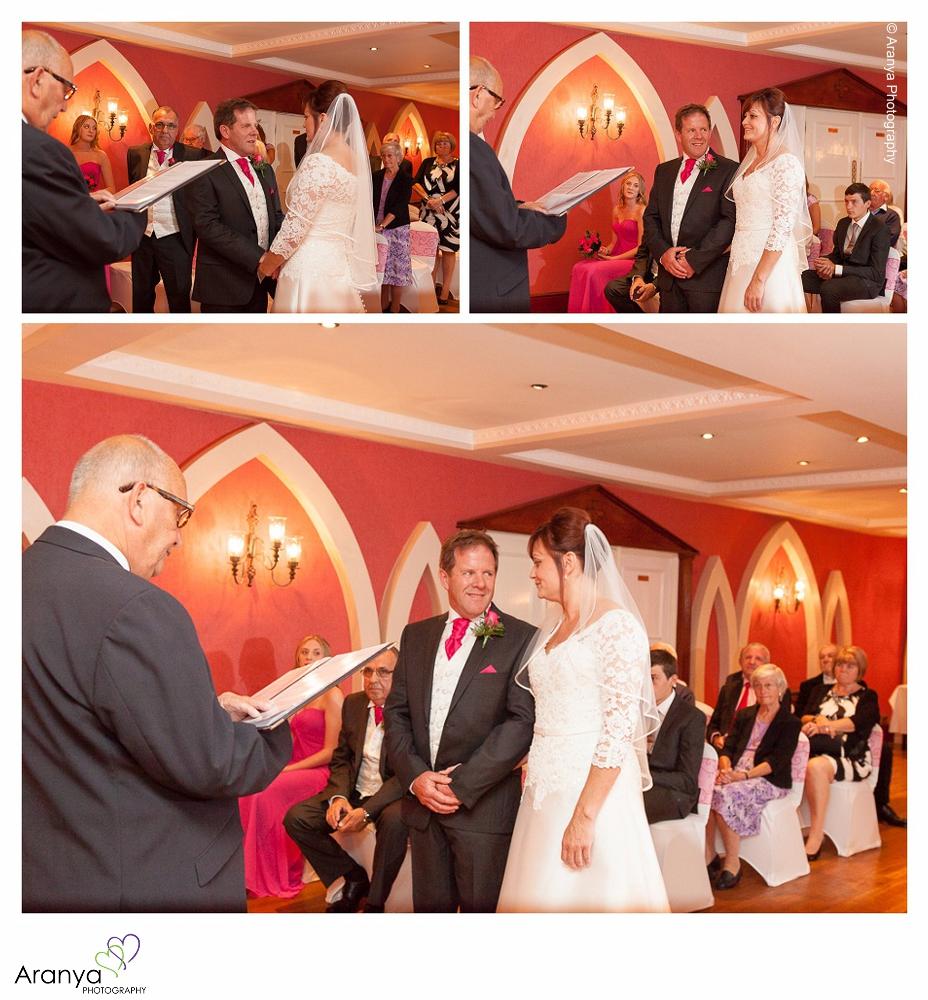 Abbots Barton Wedding