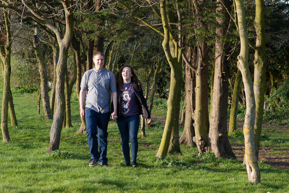 Broadstairs Pre-wedding Photography