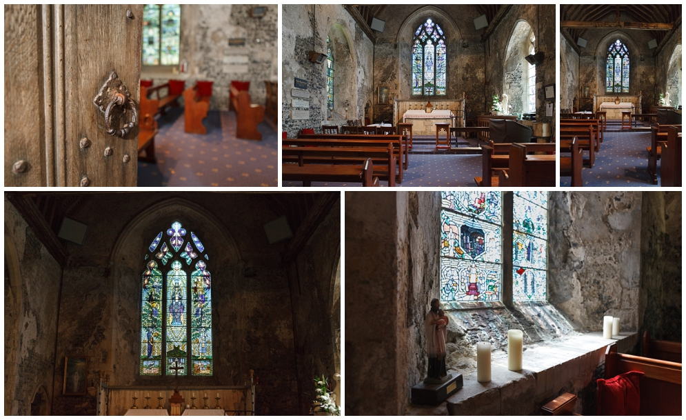 14th Century Salmestone Grange Chapel