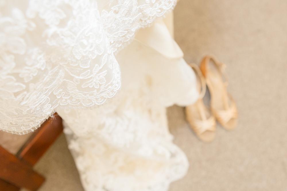Romantic Wedding photography in Kent