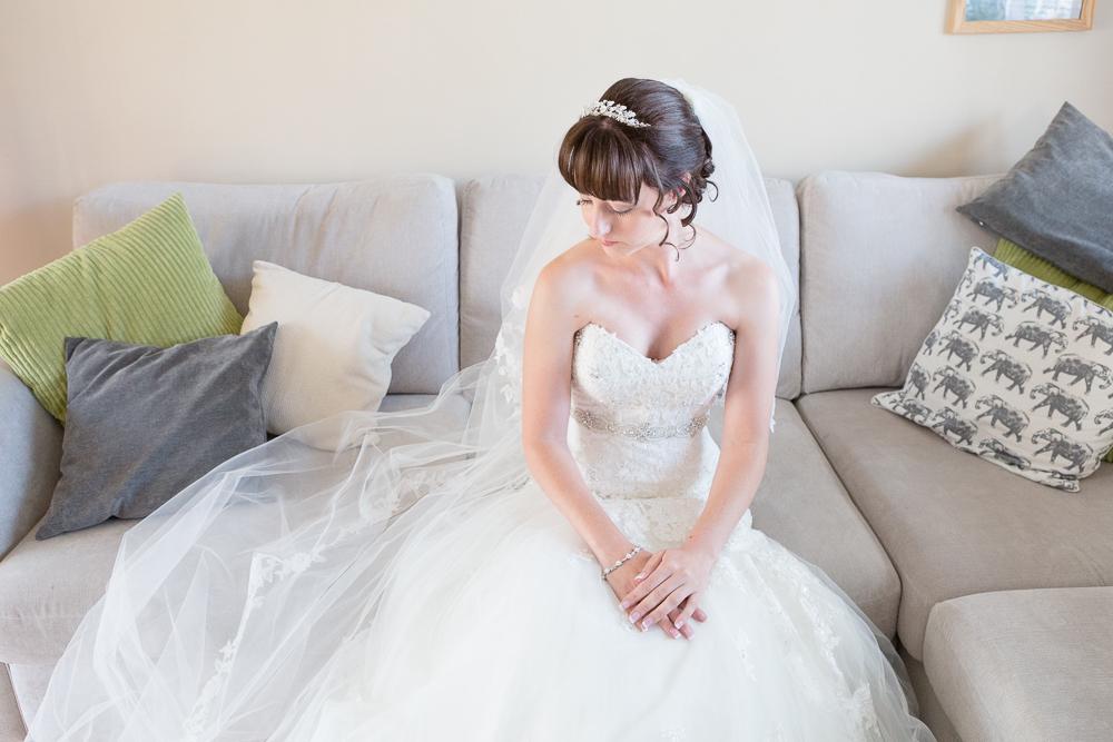 Elegant wedding photography in Kent