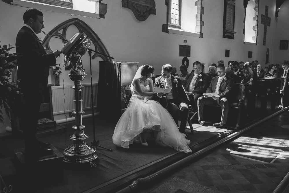 Beautiful black and white photographer in Kent