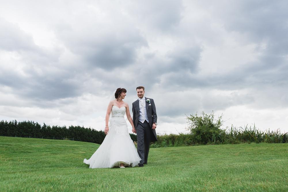 Wedding photography at Birchwood Park Golf Club