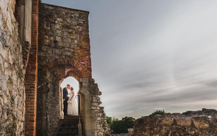 Stunning Wedding Photography at Farnham Castle   Aranya Photography