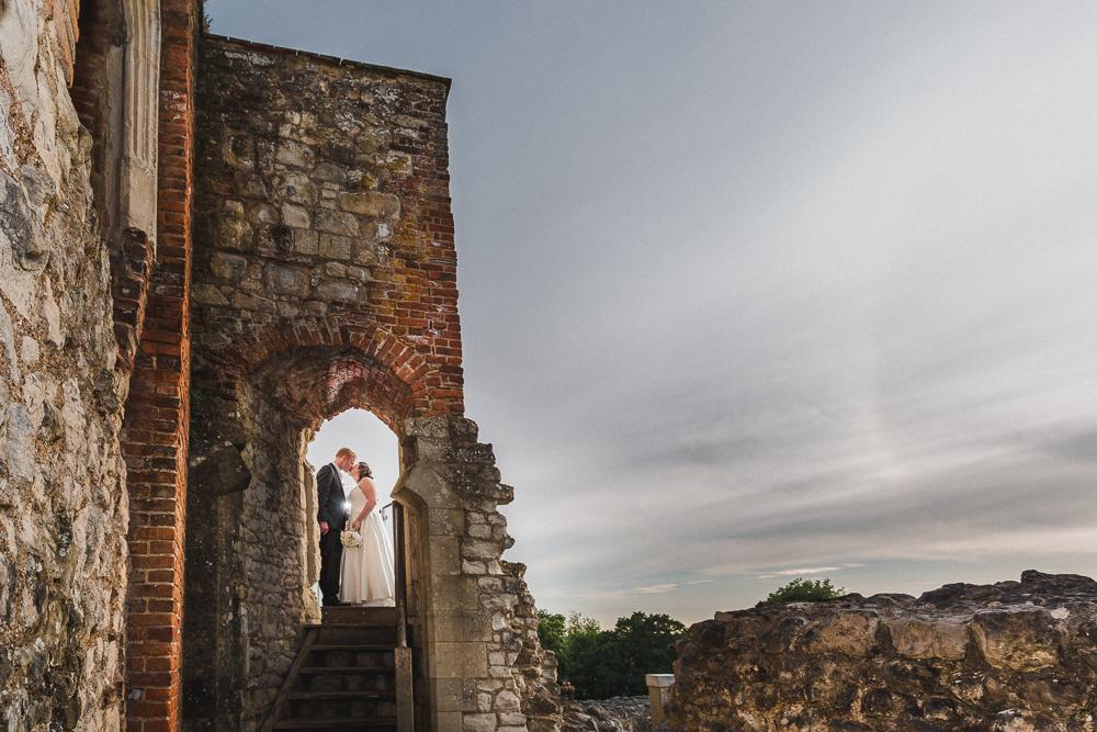 Stunning Wedding Photography at Farnham Castle | Aranya Photography