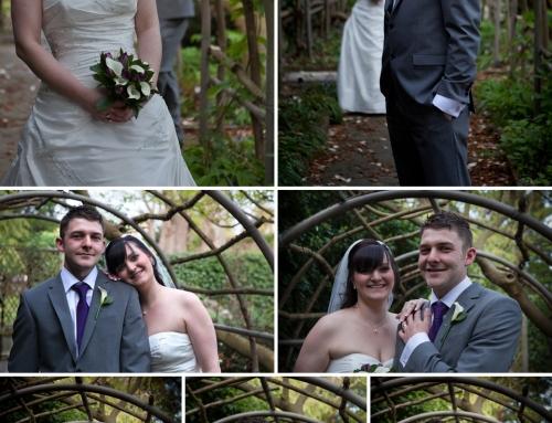 Katy and Aron's Wedding