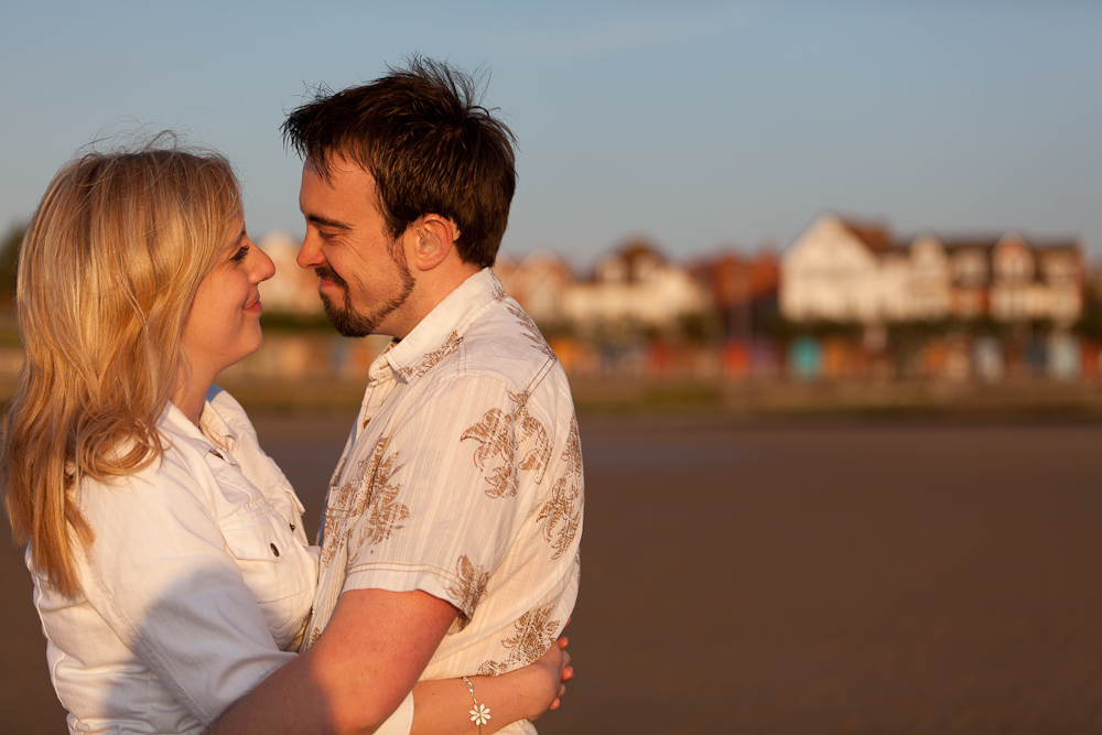 Romantic Beach Engagement, Kent Wedding Photographer, Creative Wedding Photography
