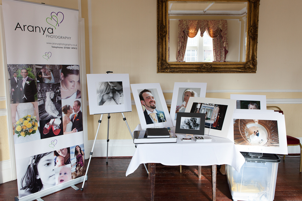 Wedding Exhibition Stand : Kent wedding photographer fayre