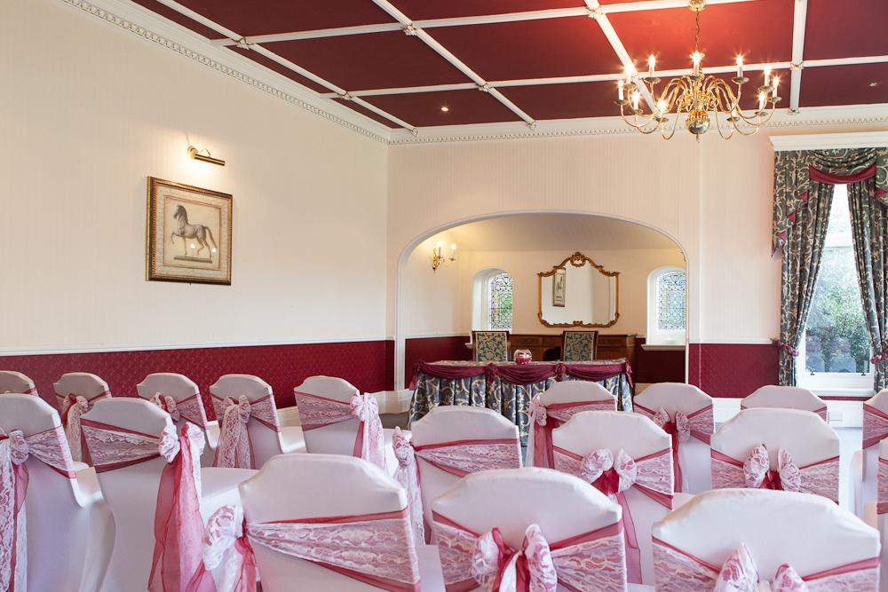 Burlington Hotel Weddings