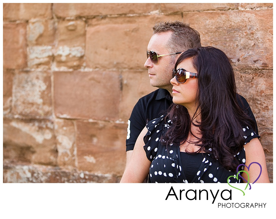 Engagement photos at Kenilworth Castle (3)