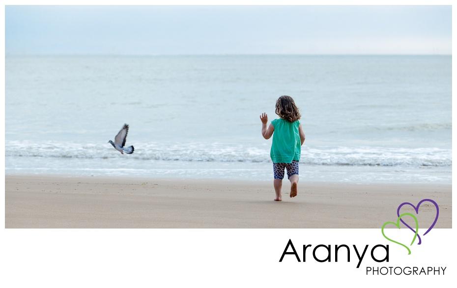 Margate children's portrait photographer