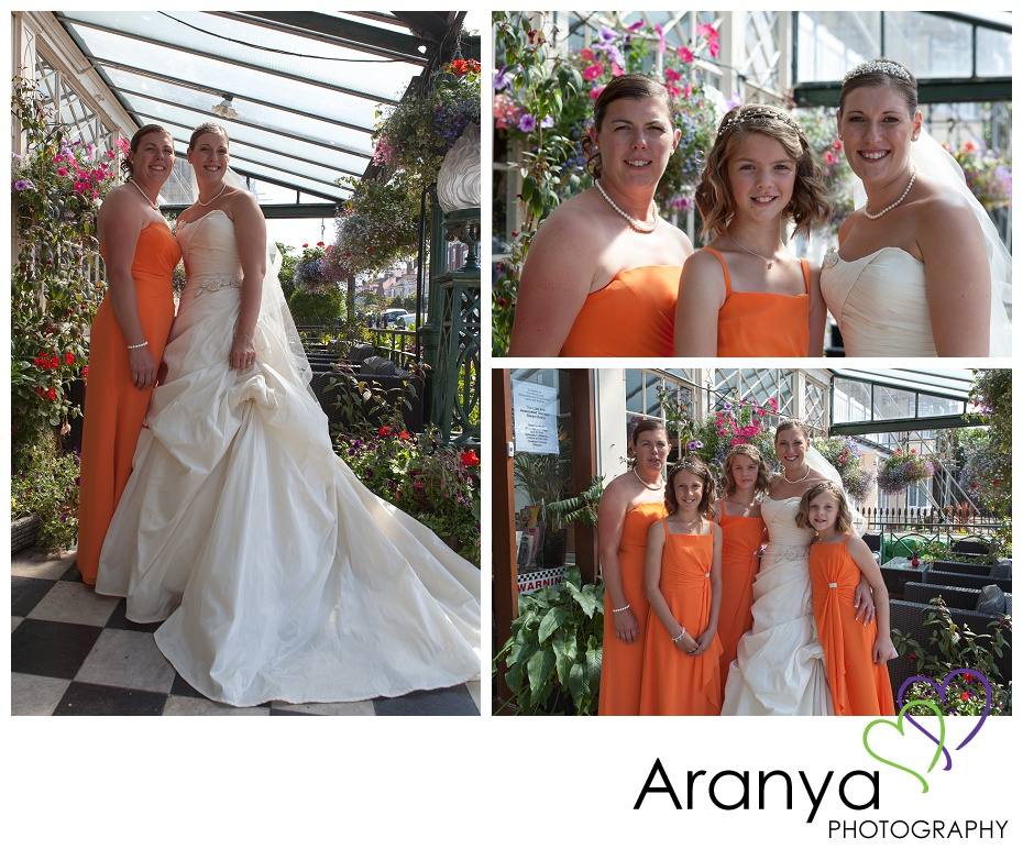 Walpole Bay hotel wedding