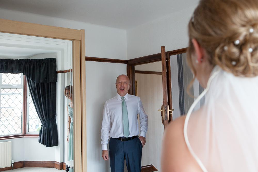 Bride-and-Dad