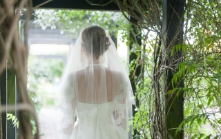 Bride at Museum of Kent Life