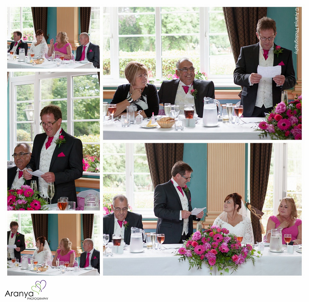 Abbots Barton Hotel Wedding