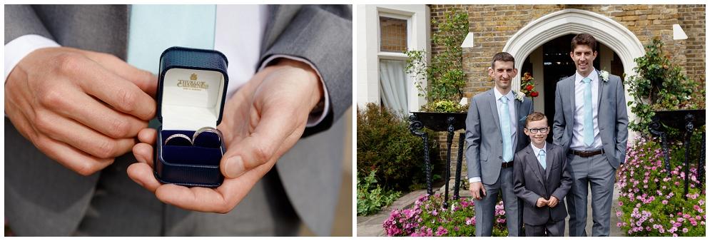Groom Prep Photo Bleak House Wedding