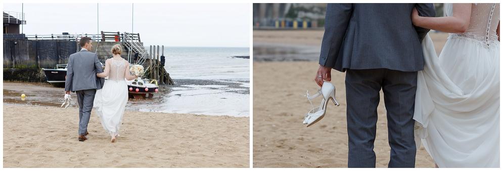 Kent Beach wedding