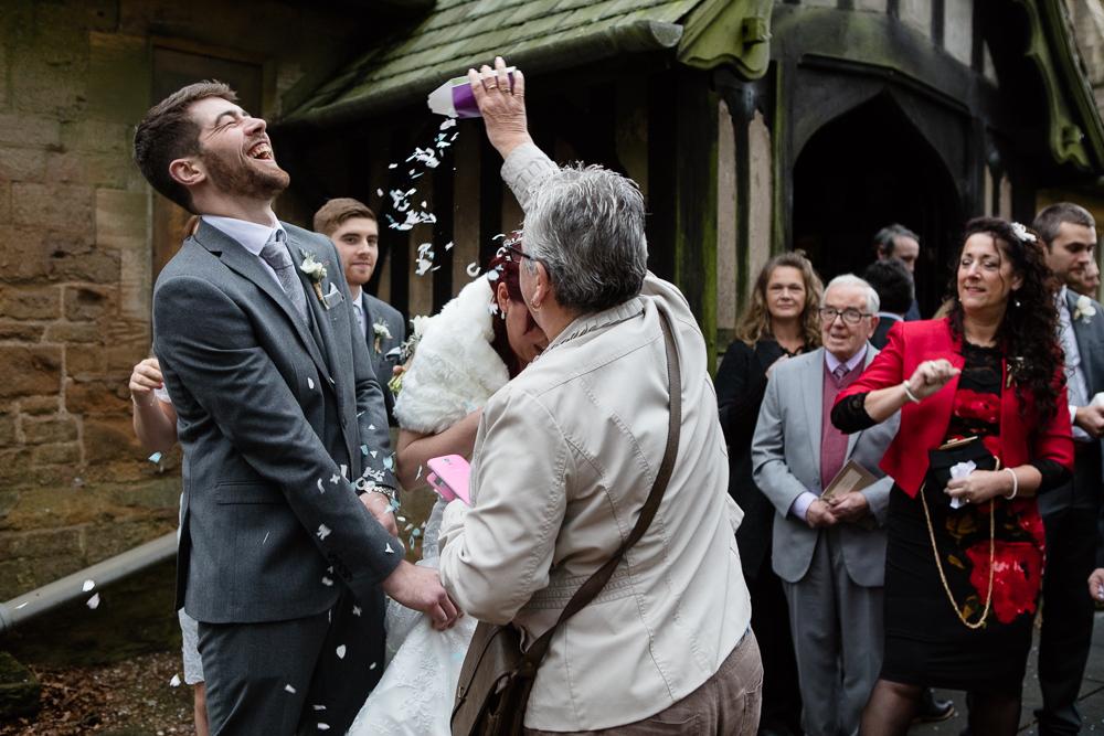 Christmas Wedding Photography (100)