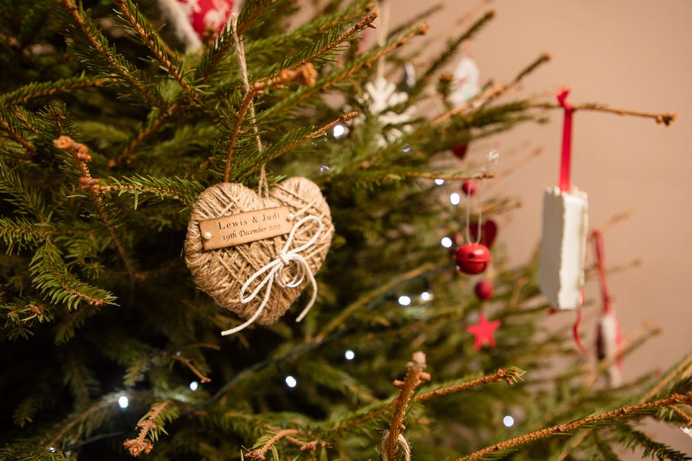 Nottingham Christmas Wedding Photography
