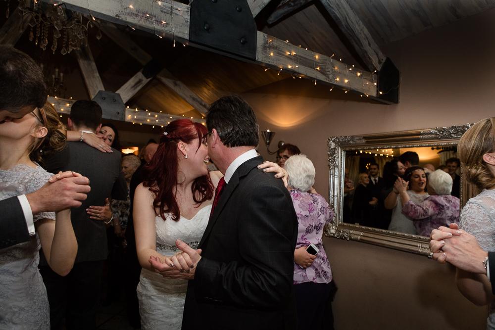 Christmas Wedding Photography (143)