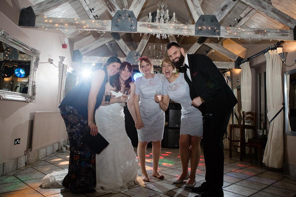 Christmas Wedding Photography (145)