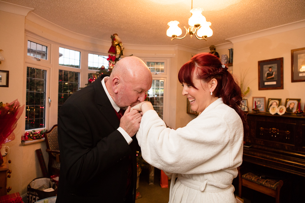 Christmas Wedding Photography (42)