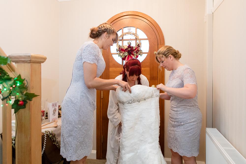 Christmas Wedding Photography (48)