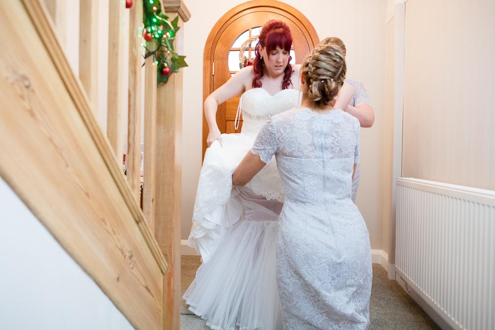 Christmas Wedding Photography (49)
