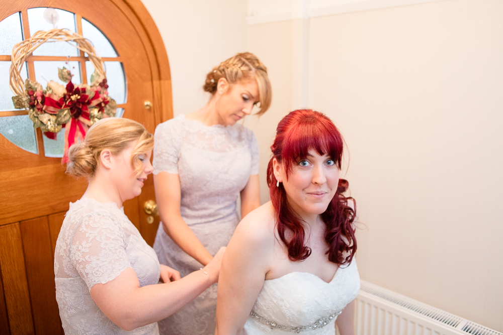 Christmas Wedding Photography (50)