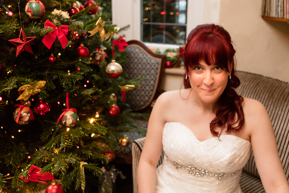 Christmas Wedding Photography (58)