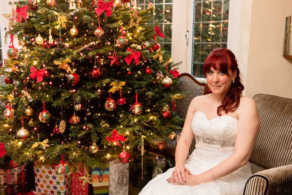 Christmas Wedding Photography (59)