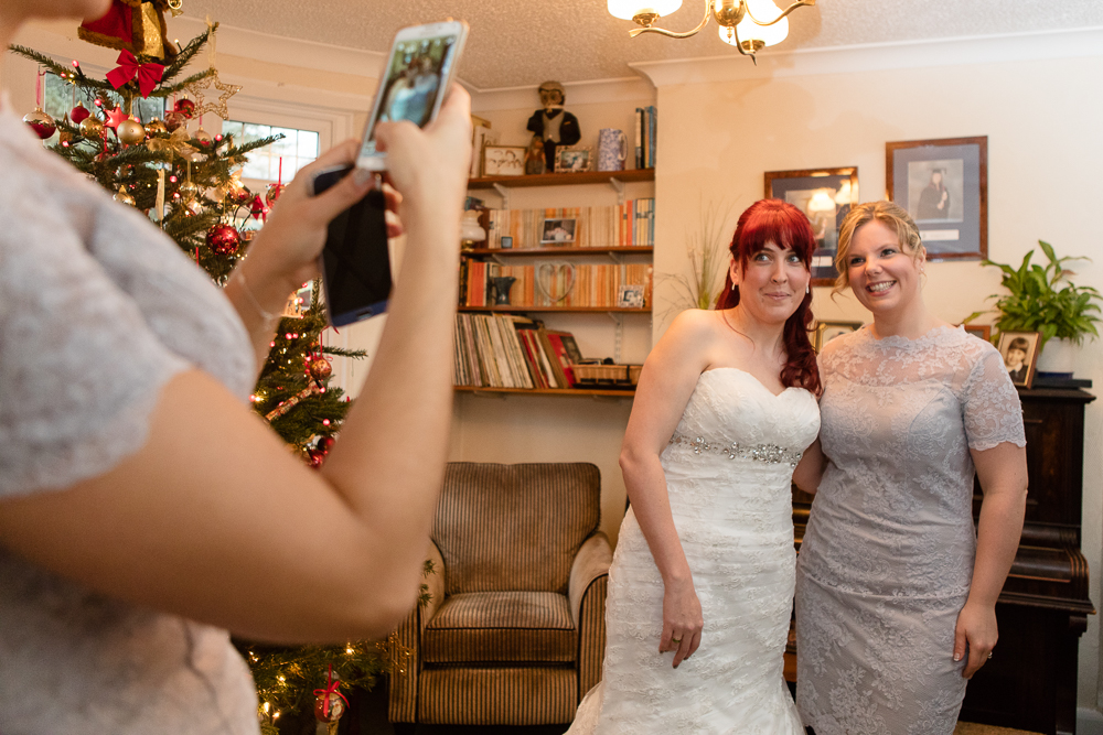 Christmas Wedding Photography (62)