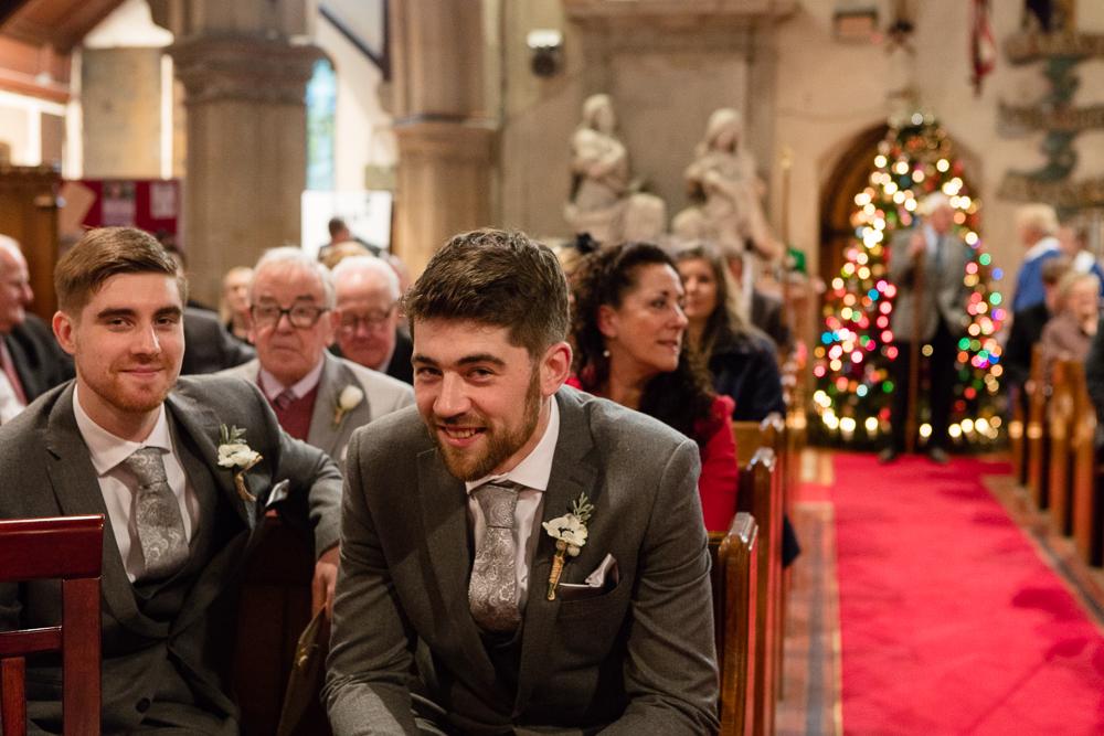 Christmas Wedding Photography (75)