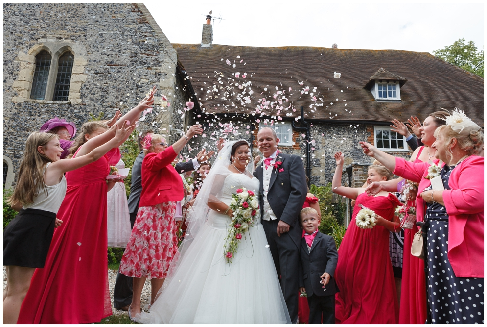 Salmestone Grange Wedding | Claire and Paul