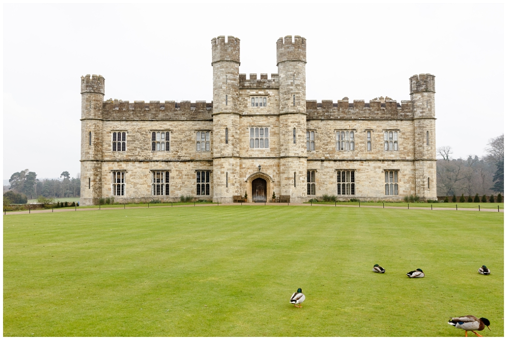 Leeds Castle Wedding Venue
