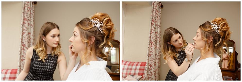 Bridal Makeup in Kent