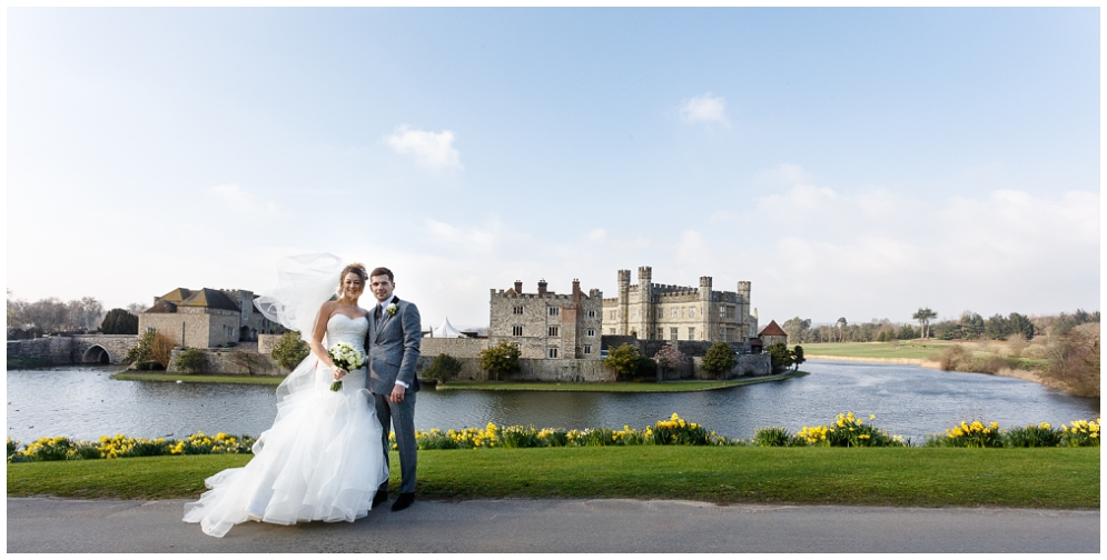 Wedding at Leeds Castle | Aranya Photography