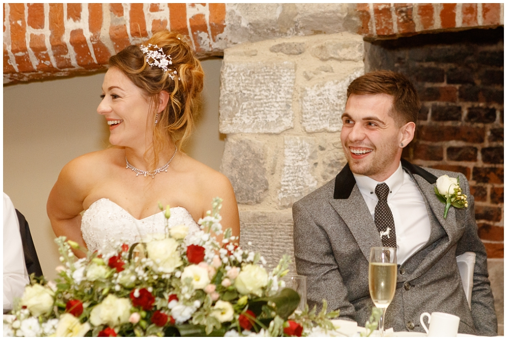 Funniest wedding speeches