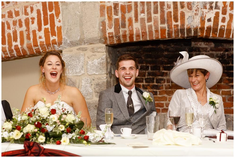 Funny wedding speech