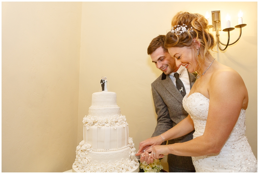 Cutting Cake | Leeds Castle