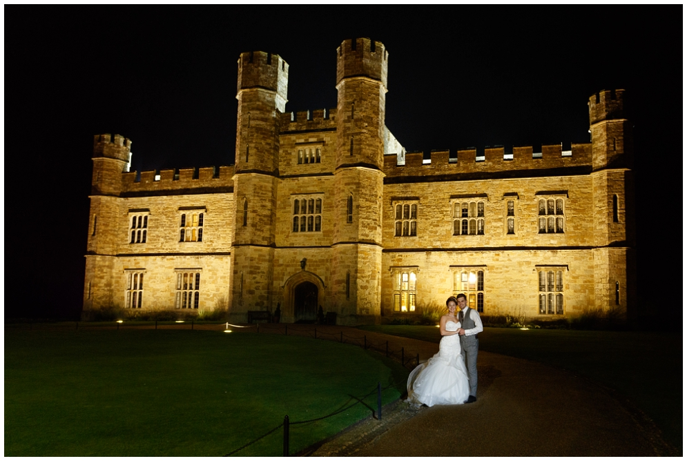 Leeds Castle Wedding | Stacey and Joe | Aranya Photography