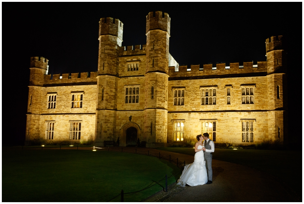 Leeds Castle Wedding Photography | Aranya Photography