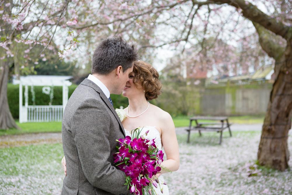 Romantic Natural Wedding Photography