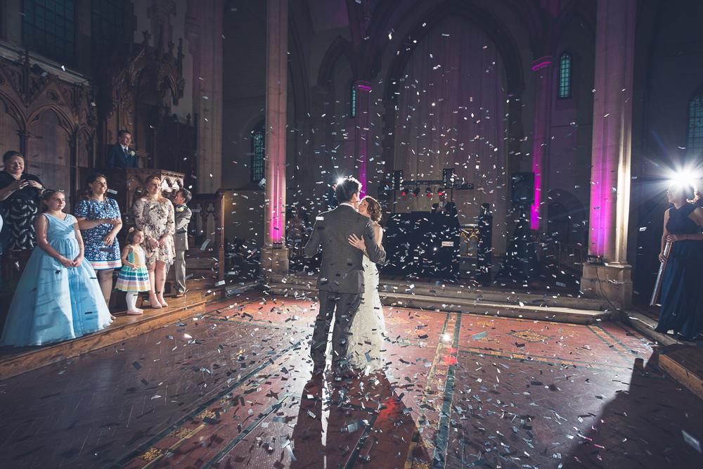 St Augustine's Twilight Wedding Photography